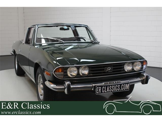 1976 Triumph Stag (CC-1300912) for sale in Waalwijk, Noord-Brabant
