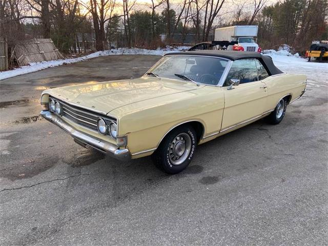 1969 Ford Fairlane 500 (CC-1309123) for sale in Westford, Massachusetts