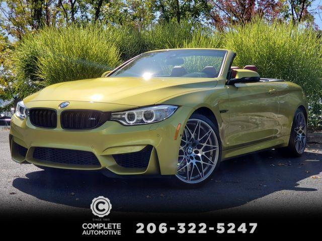 2016 BMW M4 (CC-1309135) for sale in Seattle, Washington