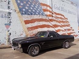 1972 Chevrolet El Camino SS (CC-1309156) for sale in Skiatook, Oklahoma