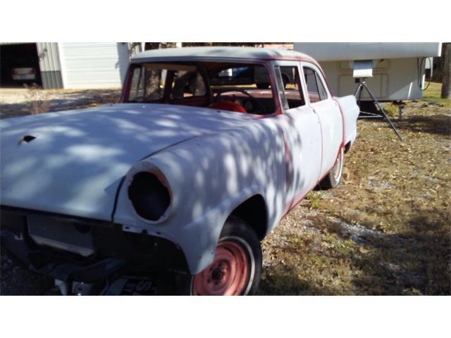 1956 Ford 4-Dr Sedan (CC-1300917) for sale in Blanchard, Oklahoma