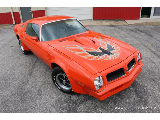 1976 Pontiac Firebird Trans Am (CC-1309191) for sale in Ledyard, Connecticut