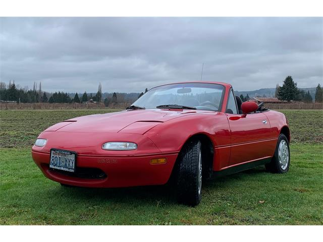 1992 Mazda Miata (CC-1309208) for sale in Carnation, Washington