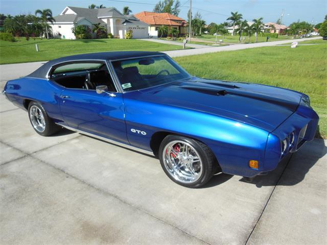 1970 Pontiac GTO (CC-1309212) for sale in DELAND, Florida