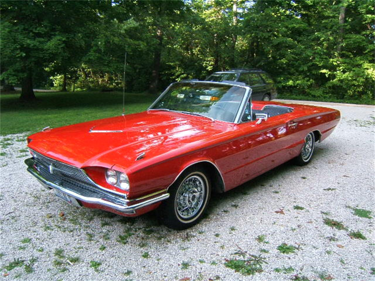 1966 Ford Thunderbird (CC-1309214) for sale in Palmyra, Indiana