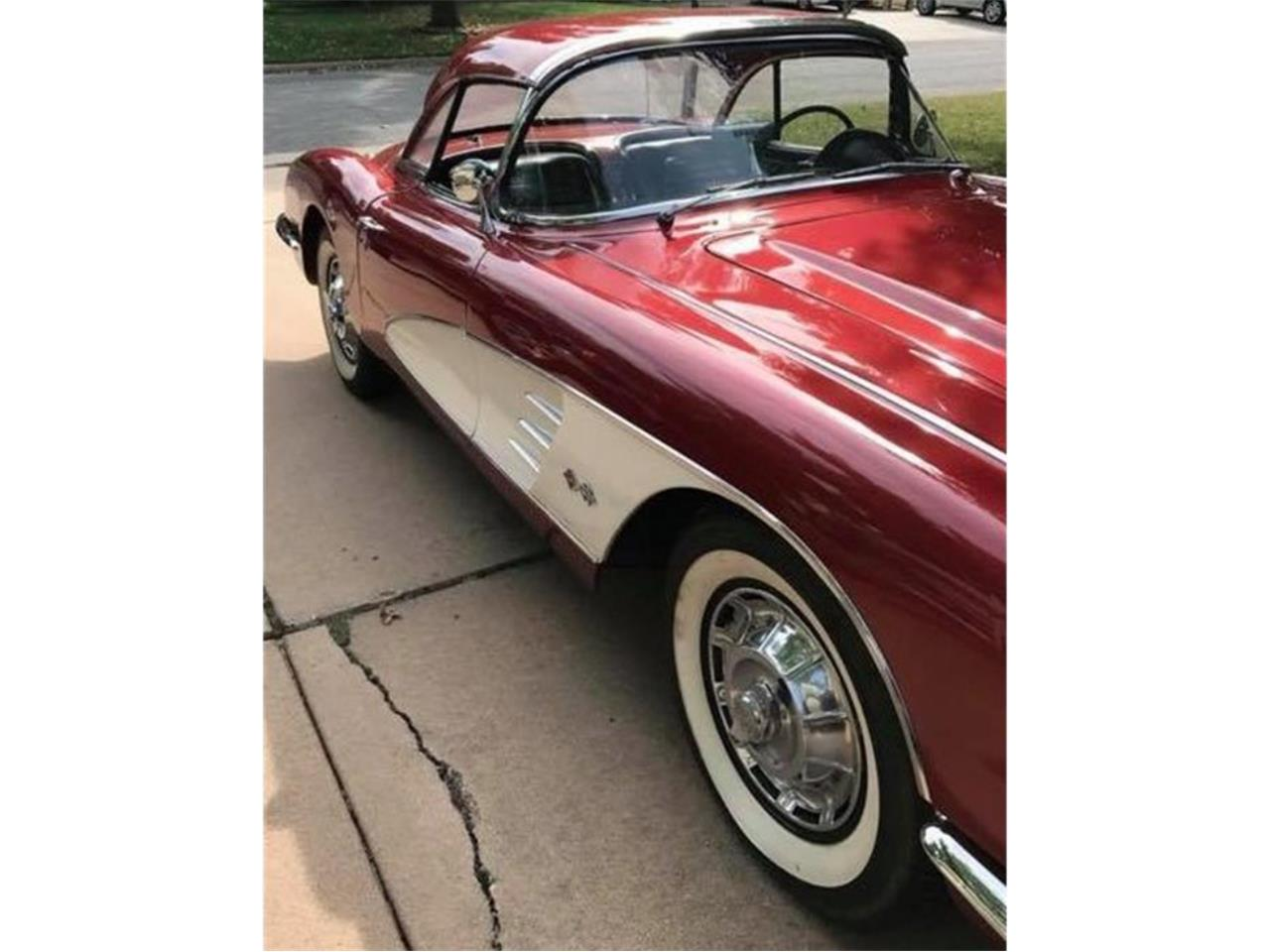 1960 Chevrolet Corvette (CC-1309216) for sale in Wichita, Kansas