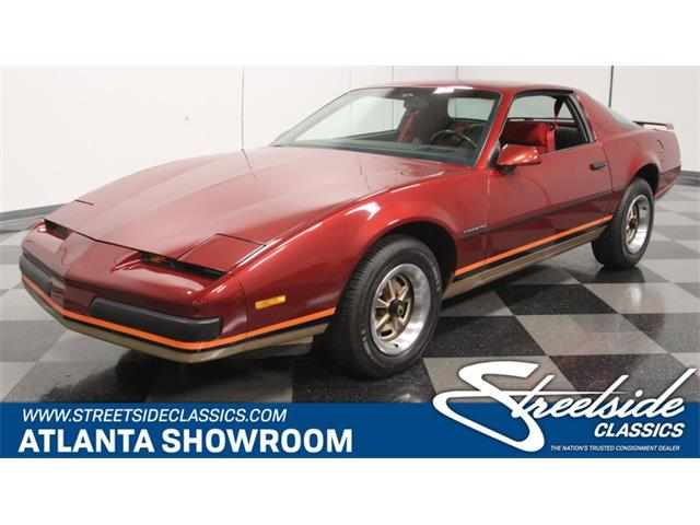 1986 Pontiac Firebird (CC-1309219) for sale in Lithia Springs, Georgia