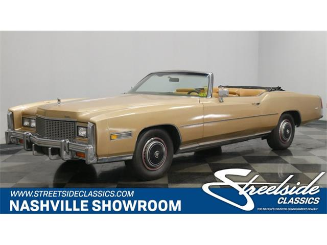 1976 Cadillac Eldorado (CC-1309220) for sale in Lavergne, Tennessee