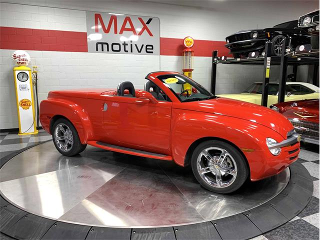 2005 Chevrolet SSR (CC-1309232) for sale in Pittsburgh, Pennsylvania