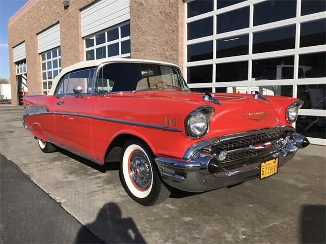 1957 Chevrolet Bel Air (CC-1309251) for sale in Henderson, Nevada