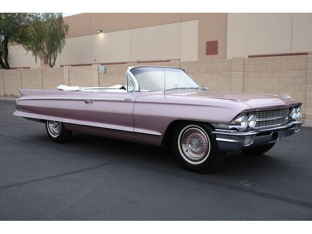 1962 Cadillac Eldorado (CC-1309260) for sale in Phoenix, Arizona