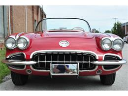 1960 Chevrolet Corvette (CC-1309262) for sale in N. Kansas City, Missouri
