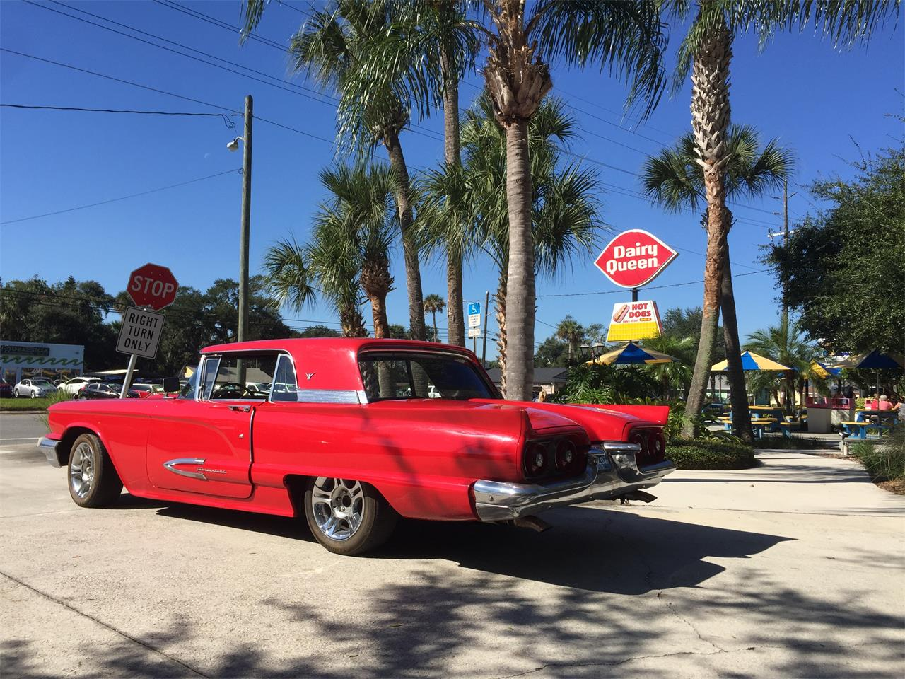 1959 Ford Thunderbird (CC-1300927) for sale in Edgewater, Florida