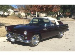 1956 Ford Thunderbird (CC-1309286) for sale in Georgetown , Texas
