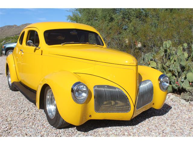 1939 Studebaker Commander (CC-1300929) for sale in Tucson, Arizona