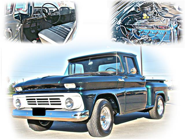 1962 Chevrolet C10 (CC-1309293) for sale in Port Lavaca, Texas