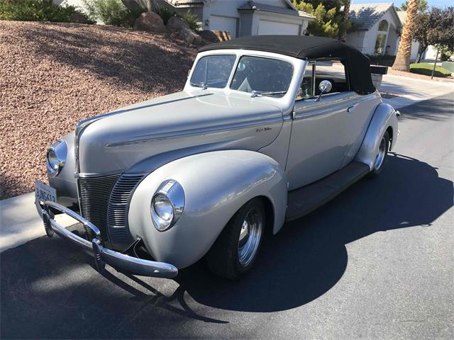 1940 Ford 2-Dr Coupe (CC-1309307) for sale in Las vegas, Nevada