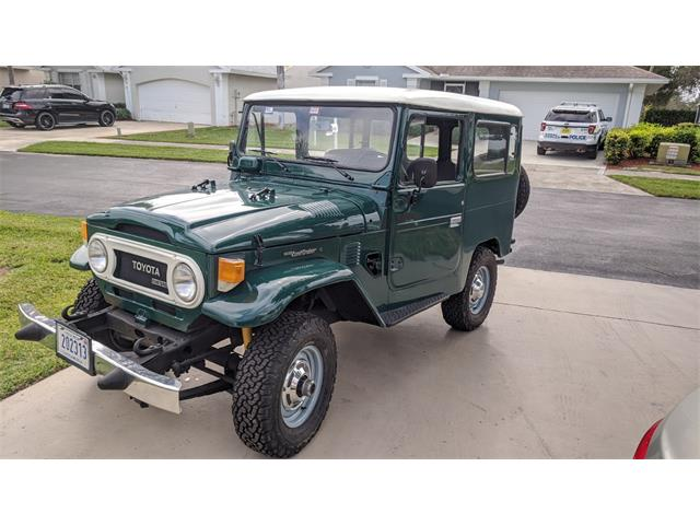1979 Toyota Land Cruiser BJ40 (CC-1309315) for sale in Homestead, Florida