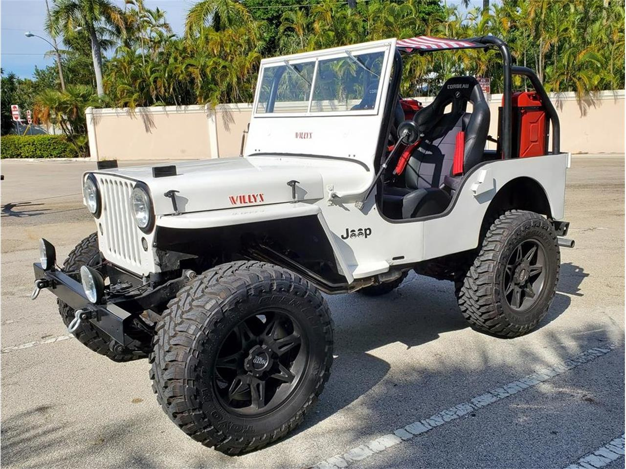 1945 Willys CJ2A (CC-1300932) for sale in Boca Raton, Florida