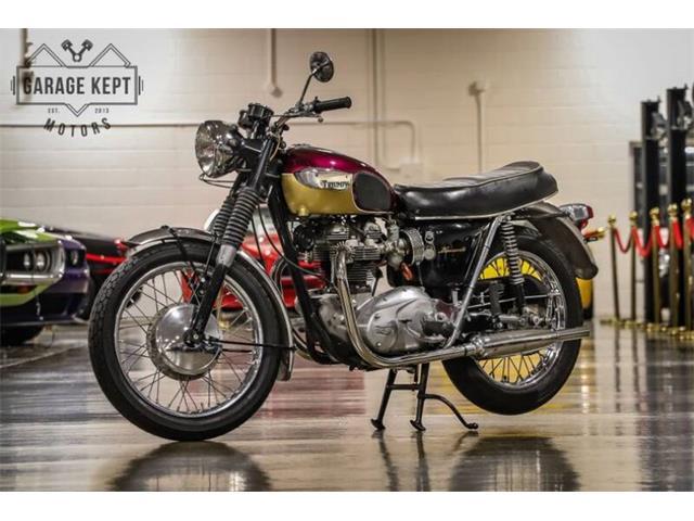 1967 Triumph Bonneville (CC-1309326) for sale in Grand Rapids, Michigan