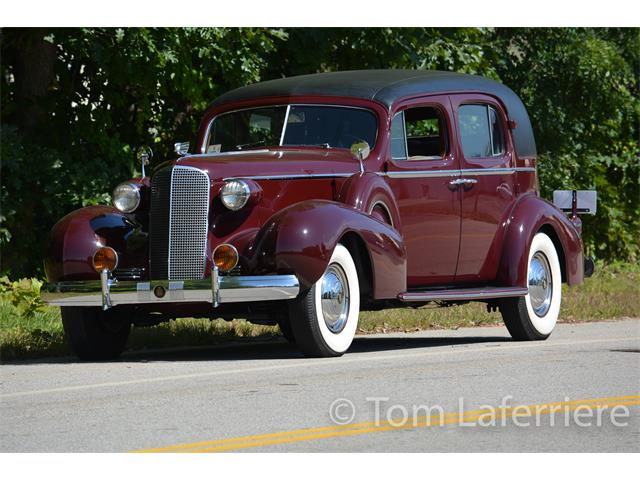 1937 Cadillac Series 75 (CC-1300934) for sale in Smithfield, Rhode Island