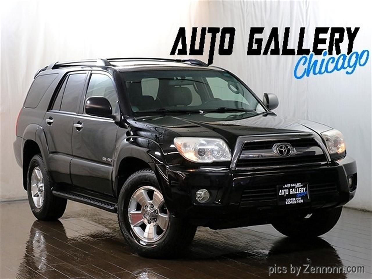 for sale 2007 toyota 4runner in addison, illinois cars - addison, il at geebo
