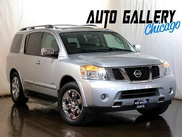 2009 Nissan Armada (CC-1309342) for sale in Addison, Illinois