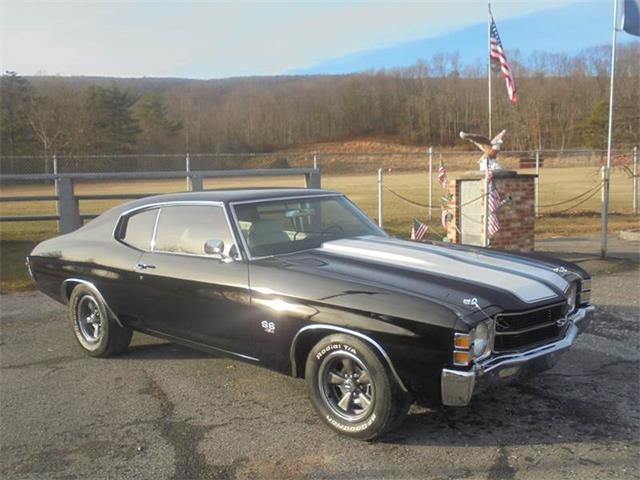 1971 Chevrolet Chevelle SS (CC-1309355) for sale in Clarksburg, Maryland