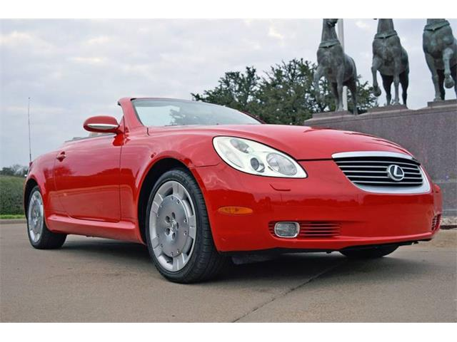 2003 Lexus SC400 (CC-1309357) for sale in Fort Worth, Texas