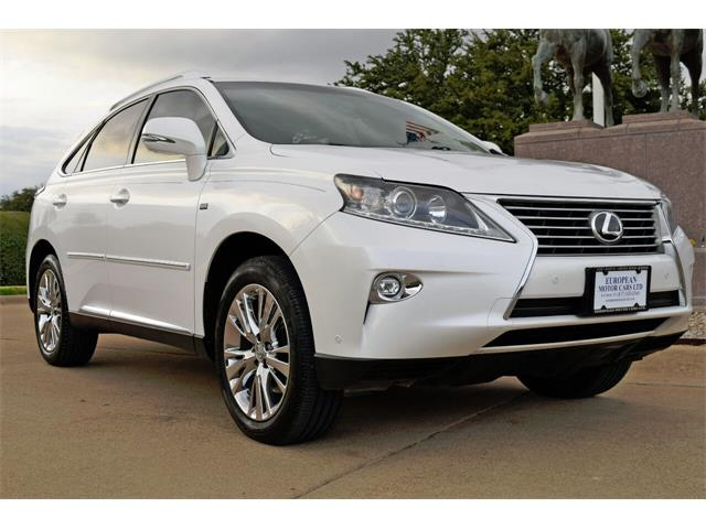 2015 Lexus RX350 (CC-1309358) for sale in Fort Worth, Texas