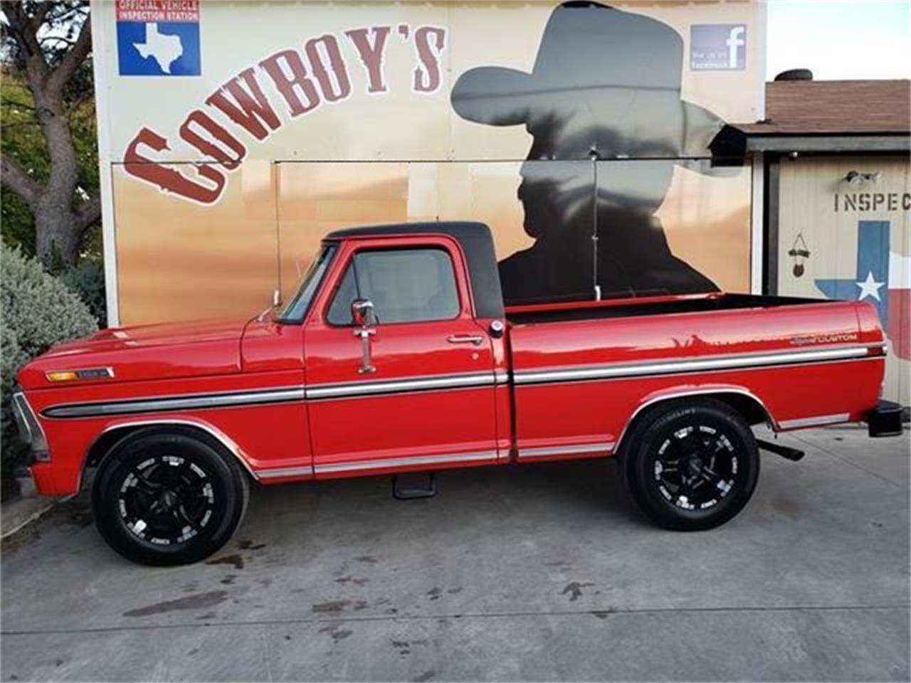 1972 Ford 100 (CC-1300936) for sale in San Antonio, Texas