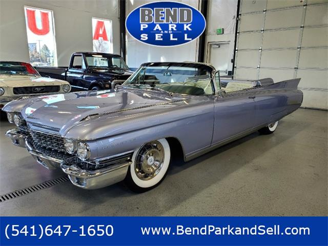 1960 Cadillac Eldorado (CC-1309376) for sale in Bend, Oregon