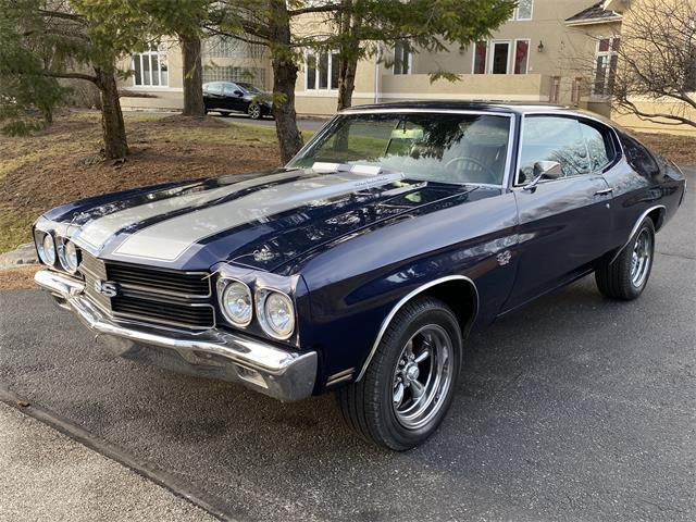 1970 Chevrolet Chevelle (CC-1309386) for sale in Addison, Illinois