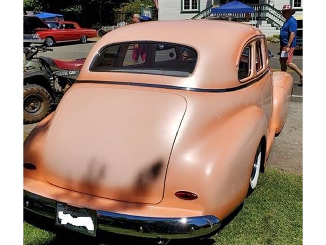1948 Chevrolet Fleetmaster (CC-1309389) for sale in PITTSBURG, California