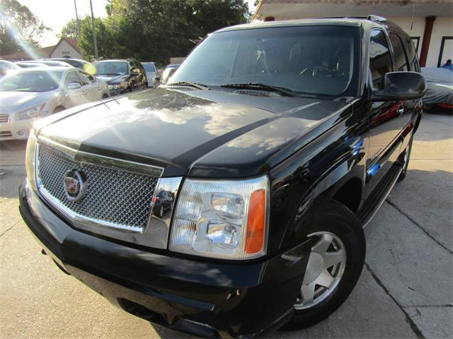 2002 Cadillac Escalade (CC-1309399) for sale in Orlando, Florida