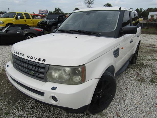 2008 Land Rover Range Rover Sport (CC-1309400) for sale in Orlando, Florida