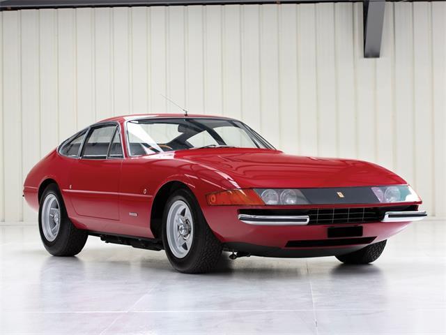 1970 Ferrari 365 GTB/4 Daytona (CC-1309423) for sale in Paris, France