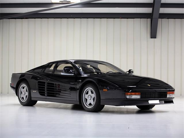 1988 Ferrari Testarossa (CC-1309429) for sale in Paris, France