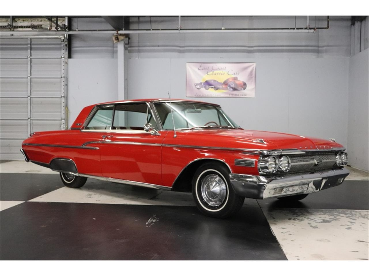 1962 Mercury Monterey (CC-1300943) for sale in Lillington, North Carolina