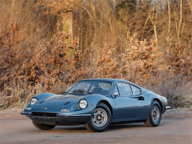 1971 Ferrari Dino (CC-1309441) for sale in Paris, France
