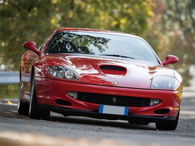 2000 Ferrari 550 Maranello (CC-1309449) for sale in Paris, France