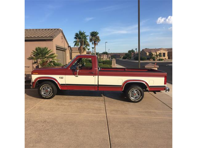 1986 Ford F150 (CC-1300945) for sale in Surprise, Arizona