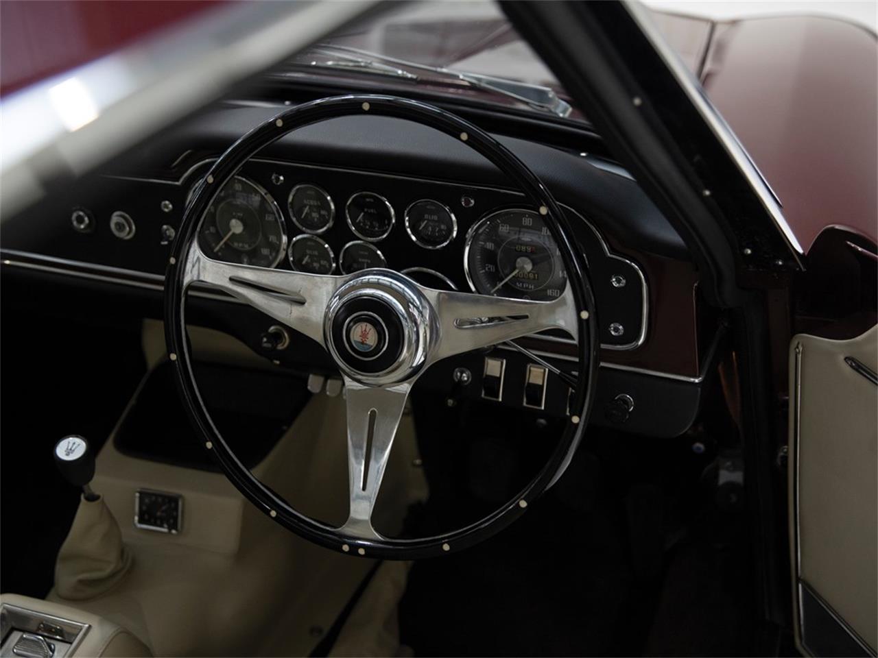 1963 Maserati Sebring (CC-1309451) for sale in Paris, France