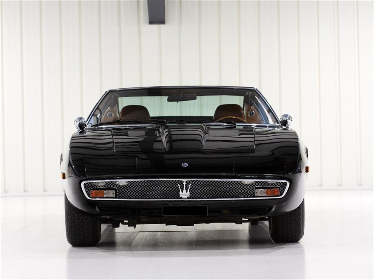 1971 Maserati Ghibli (CC-1309456) for sale in Paris, France