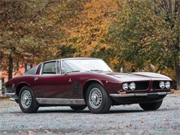 1967 Iso Grifo GL (CC-1309460) for sale in Paris, France