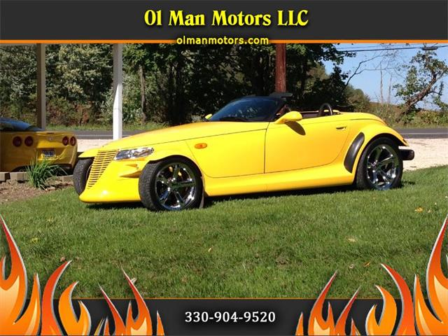 1999 Plymouth Prowler (CC-1309473) for sale in Louisville, Ohio