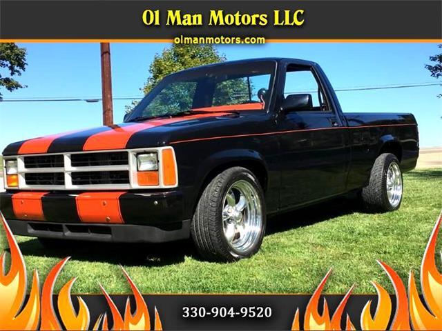 1987 Dodge Dakota (CC-1309476) for sale in Louisville, Ohio