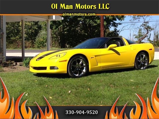 2008 Chevrolet Corvette (CC-1309479) for sale in Louisville, Ohio