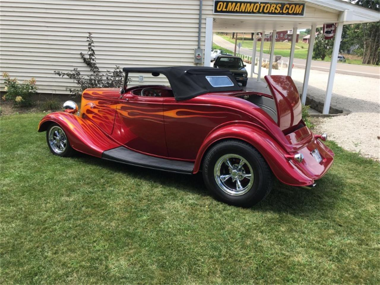 1934 Ford Cabriolet (CC-1309481) for sale in Louisville, Ohio