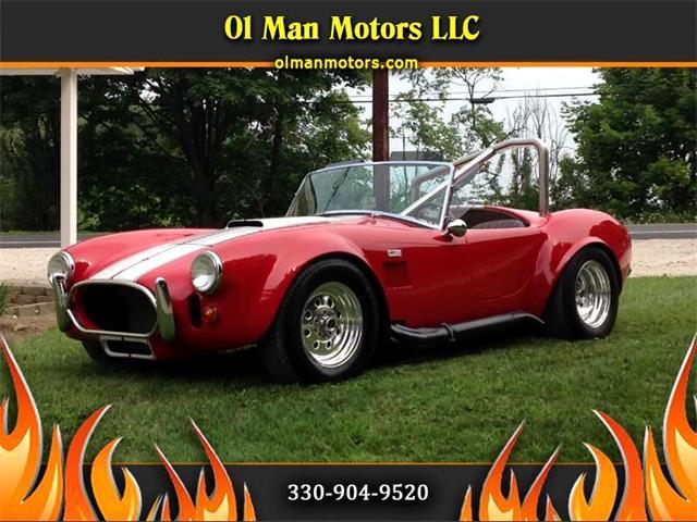 1966 Shelby Cobra Replica (CC-1309483) for sale in Louisville, Ohio